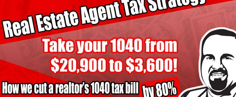 Cleveland Tax Attorney Real Estate Agent Tax Strategy